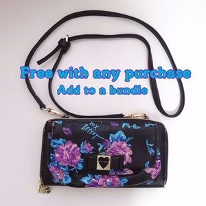 💜 Free with any Purchase 💜 Wallet Purse